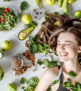 Foods that can increase your hair health